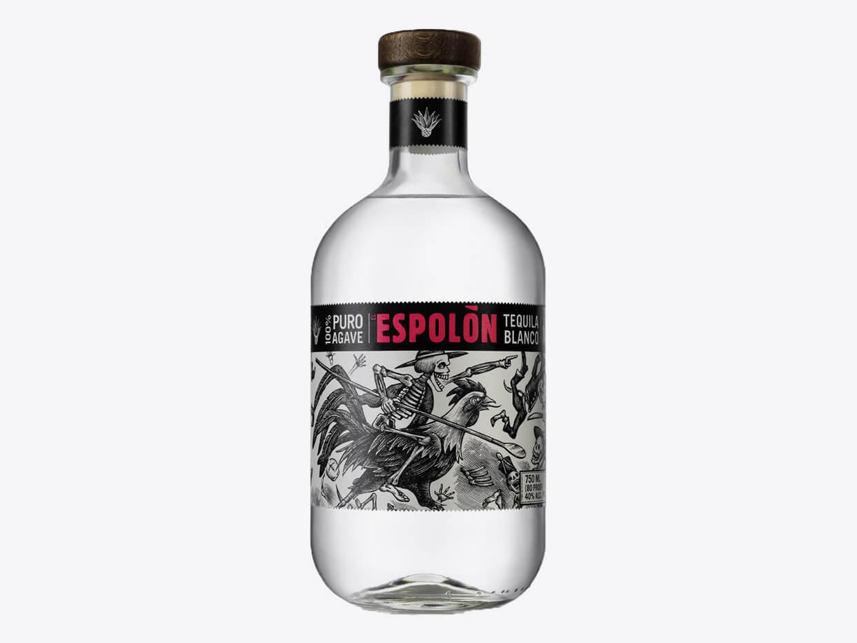 Espolón Pure Agave Tequila Blanco