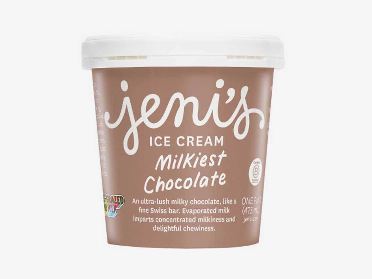 Jeni's Ice Cream - Milkiest Chocolate