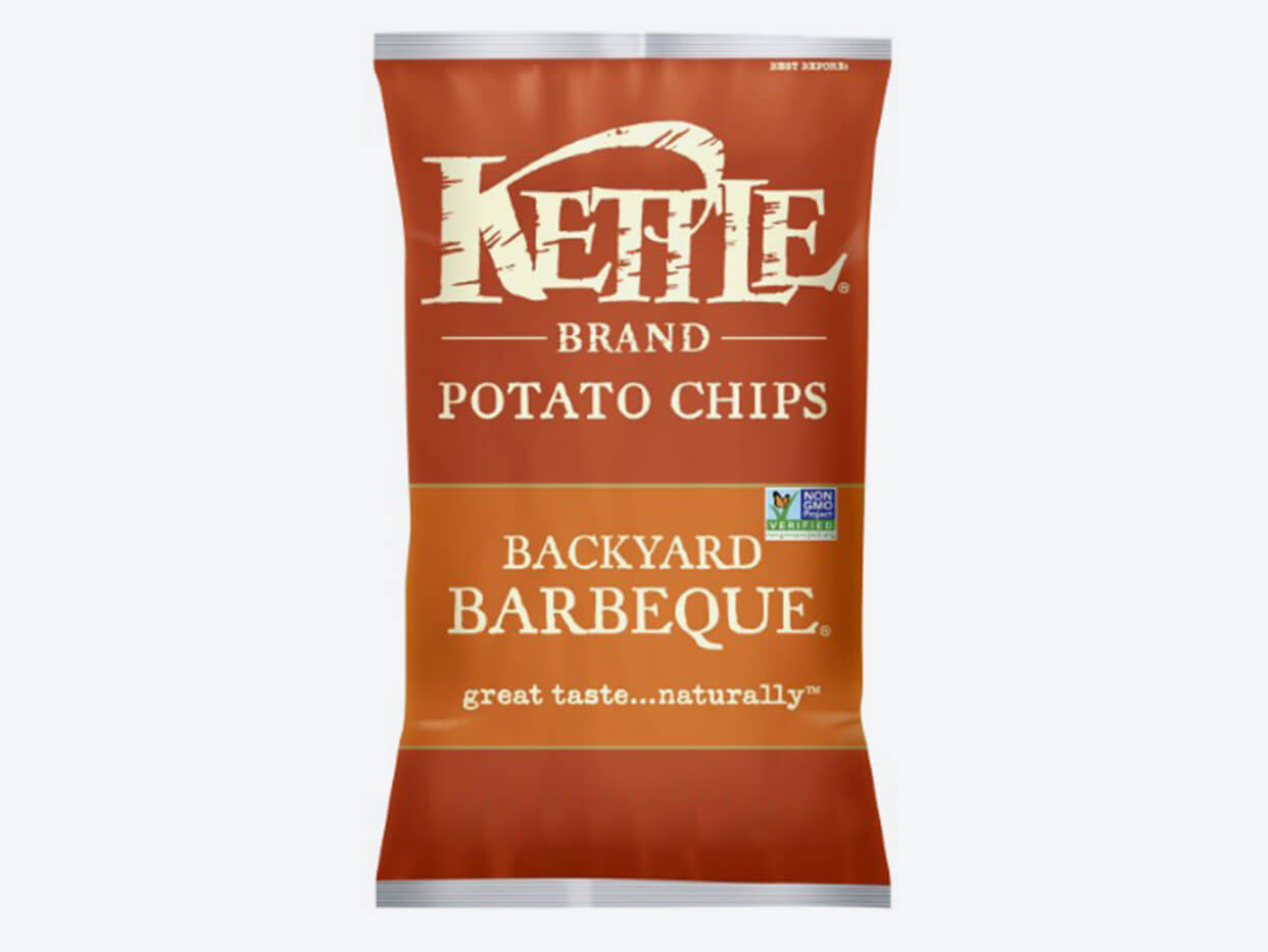 Kettle Chips - Backyard Barbeque