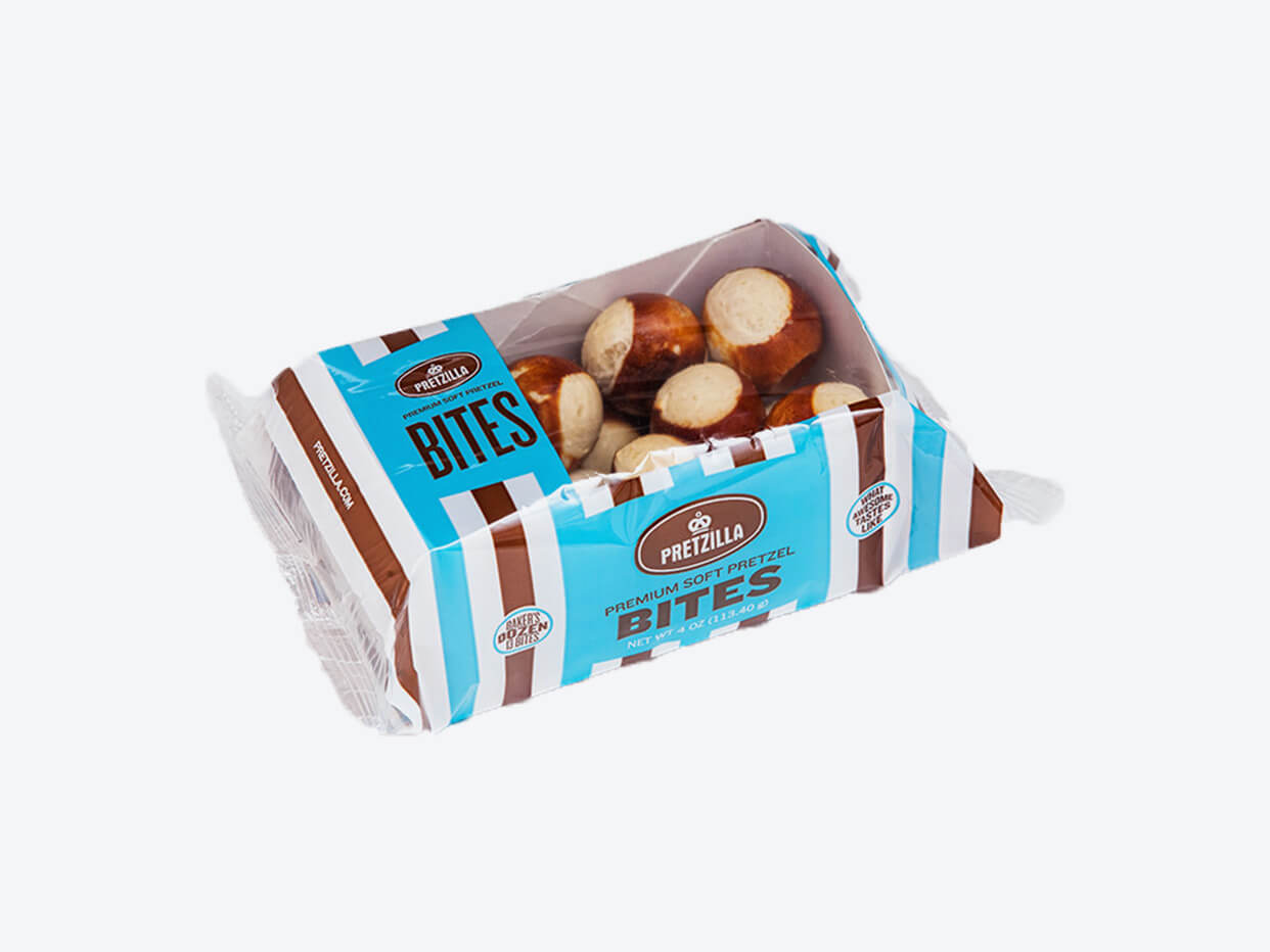 Pretzilla Frozen Pretzel Bites