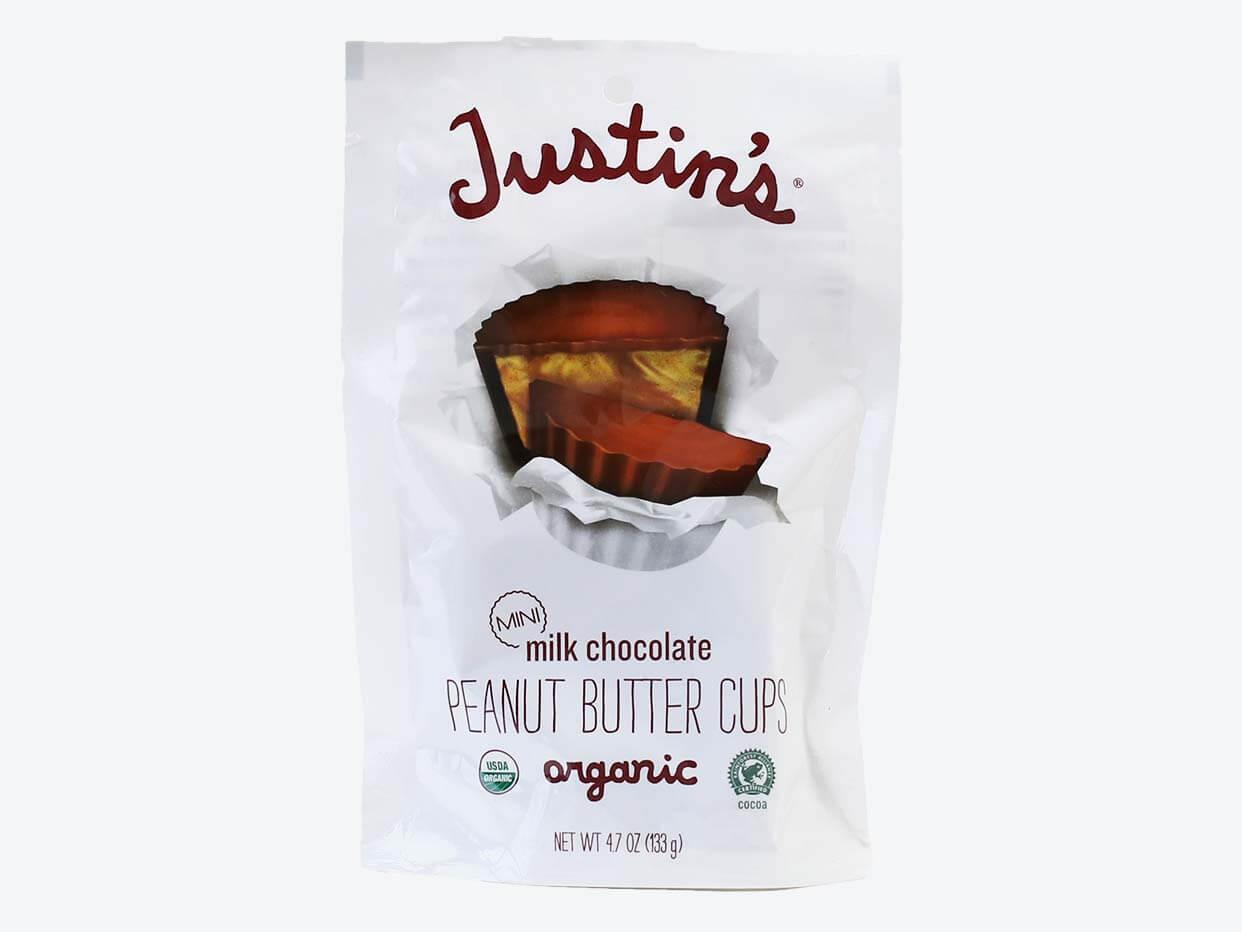 Justin's Mini Peanut Butter Cups - Milk Chocolate