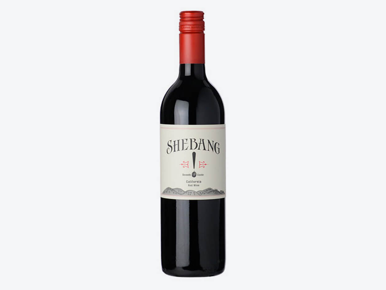 The Whole Shebang, Red Blend