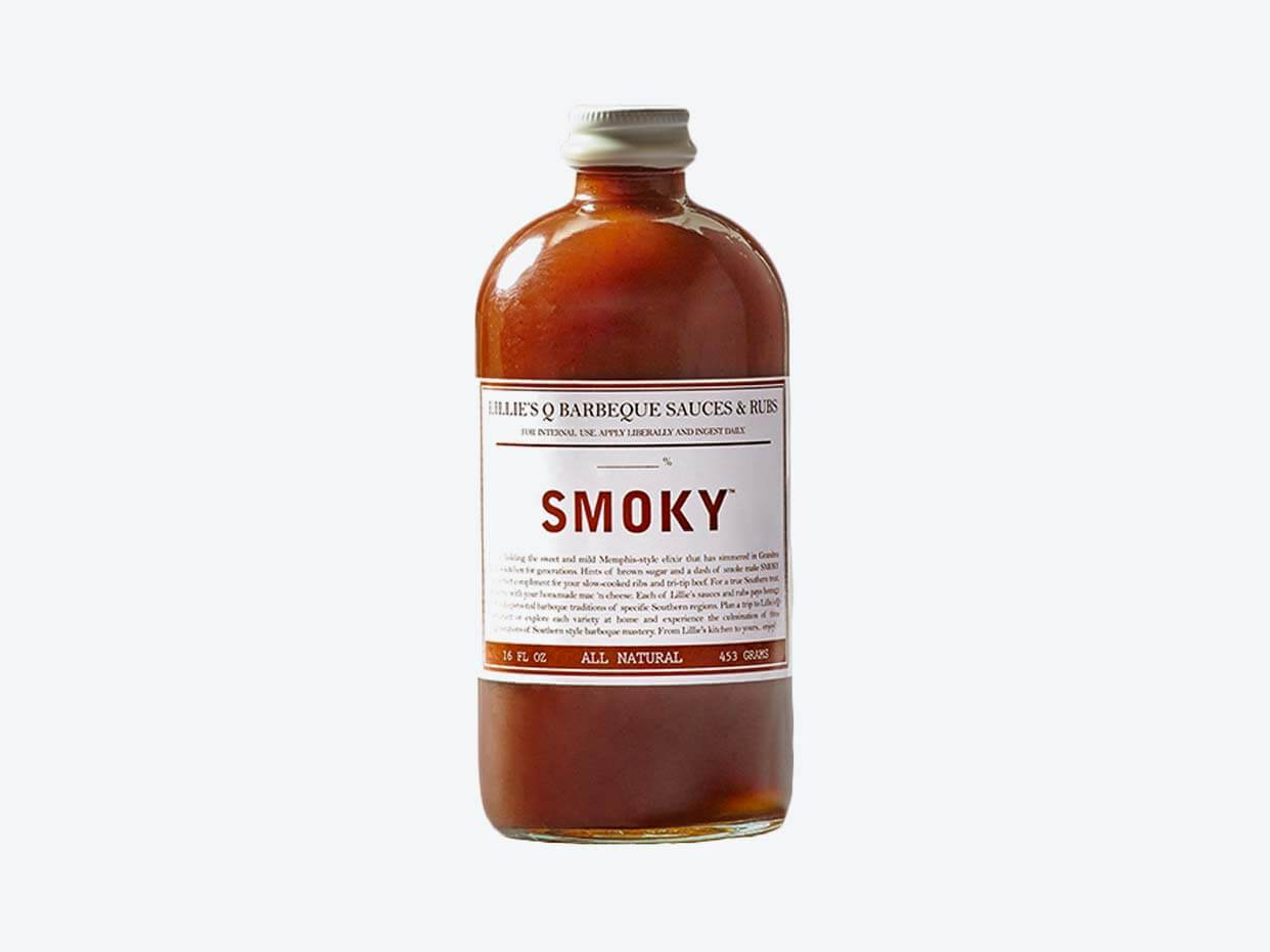 Lillie's Q BBQ Sauces - Smoky