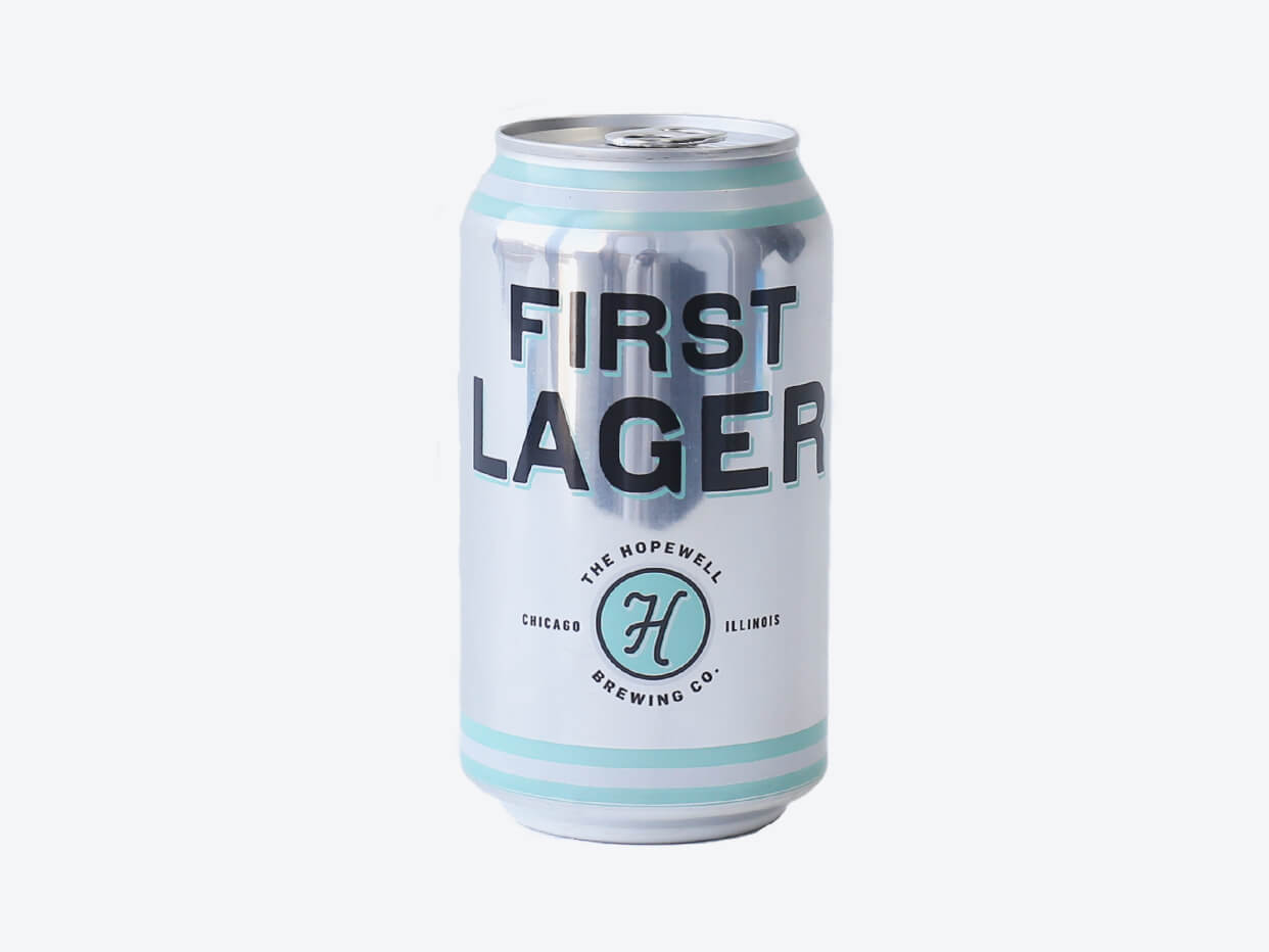 Hopewell - First Lager