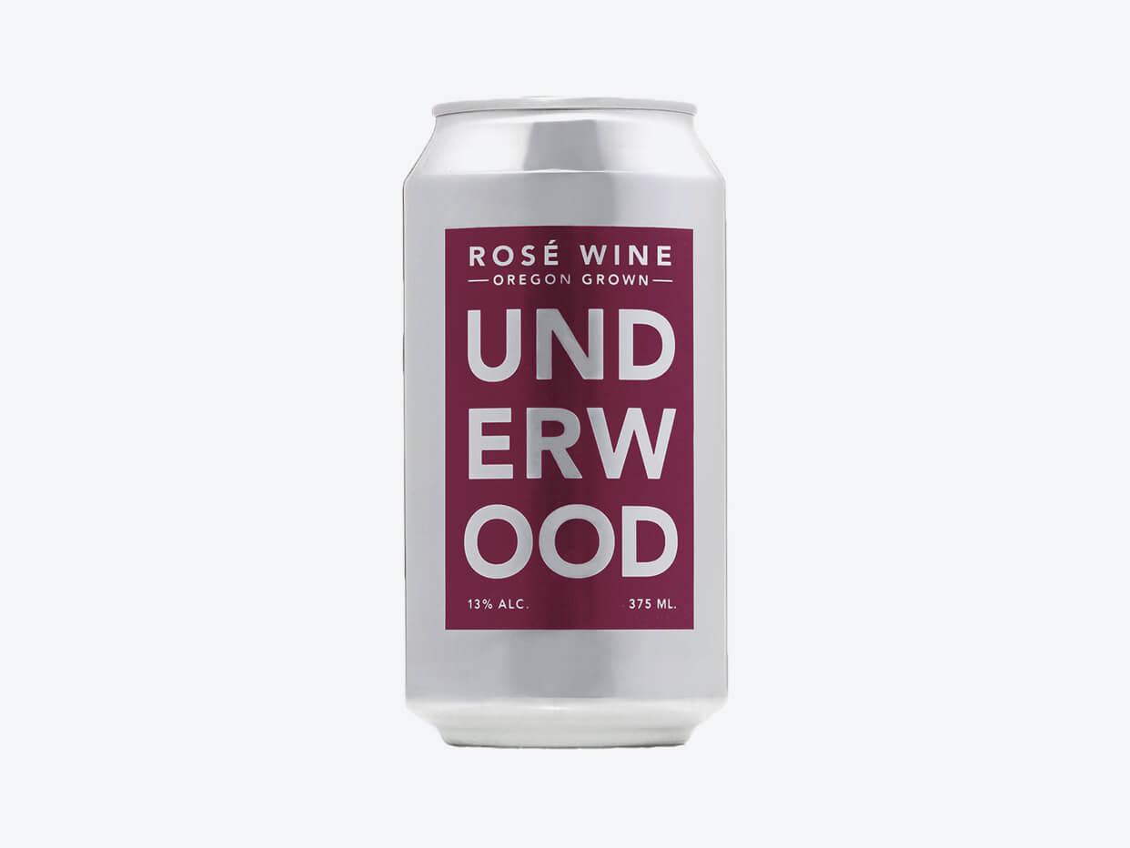 Underwood Wine Cans - Rosé