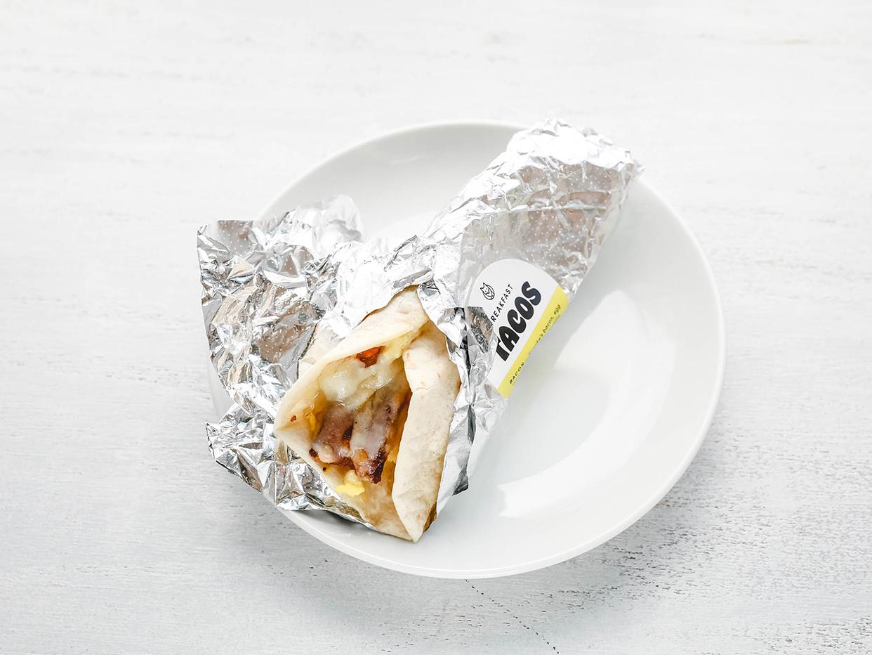 Breakfast Taco - Bacon