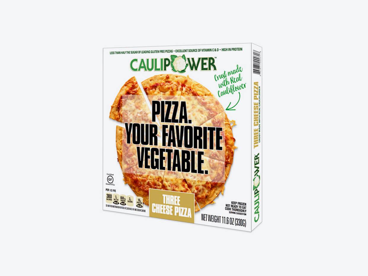Caulipower Pizza - 3 Cheese