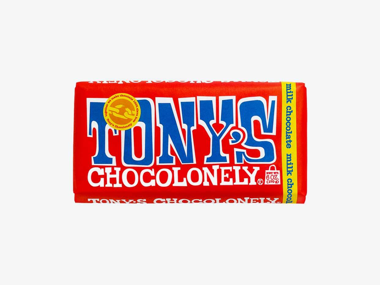 Tony's Chocolonely - Milk Chocolate 32%