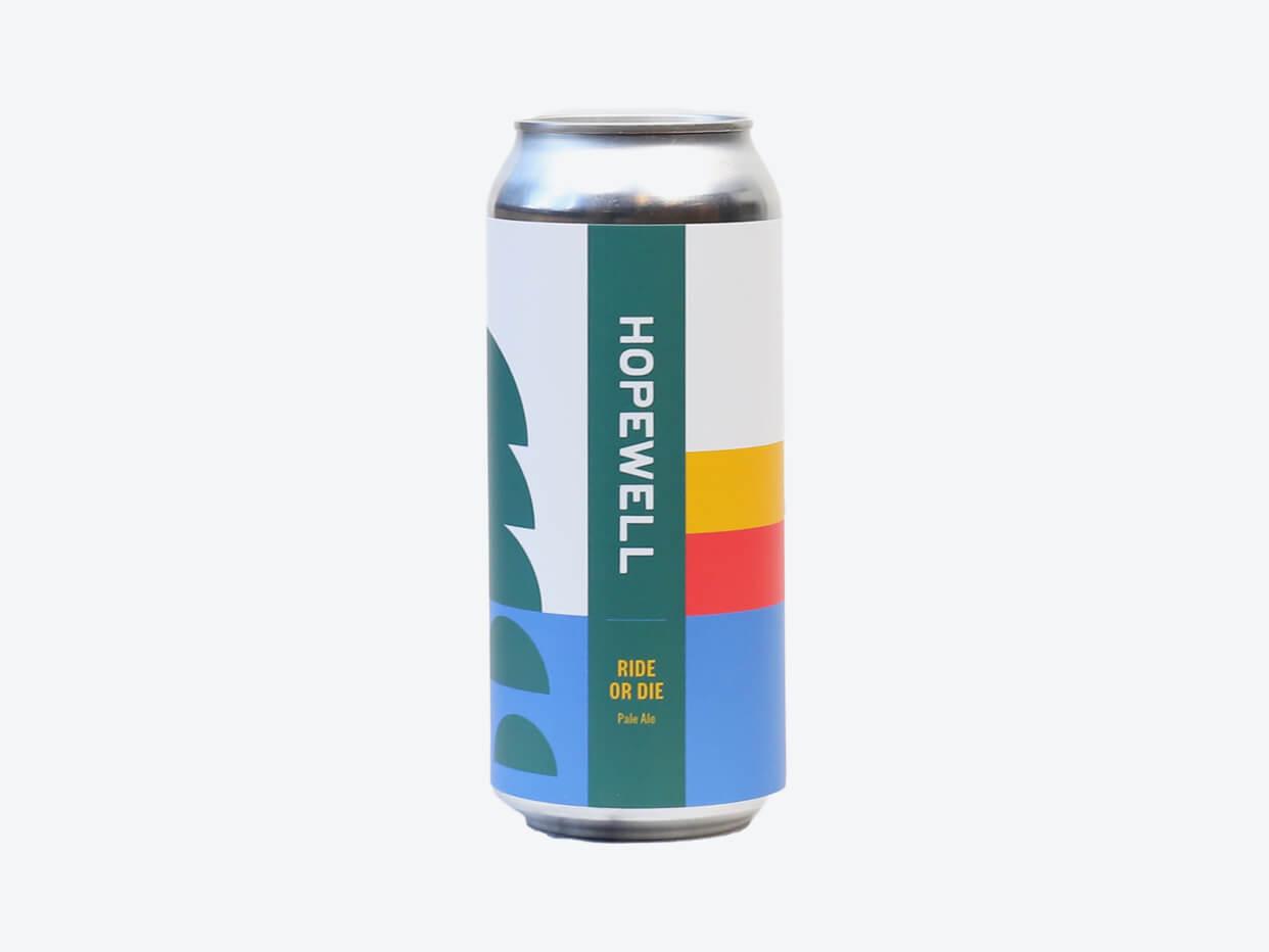 Hopewell - Ride or Die Pale Ale