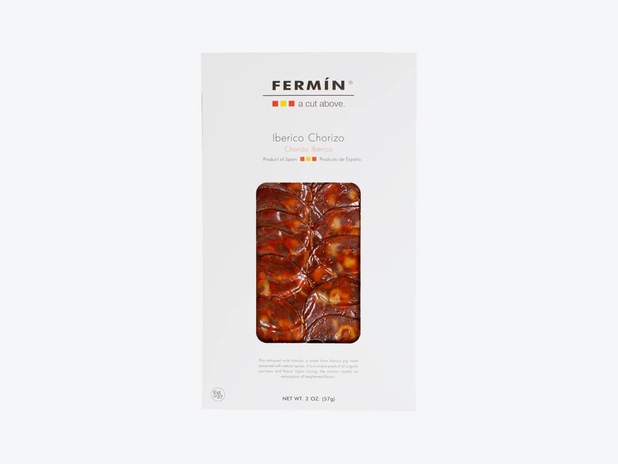 Fermin Chorizo, Sliced Iberico