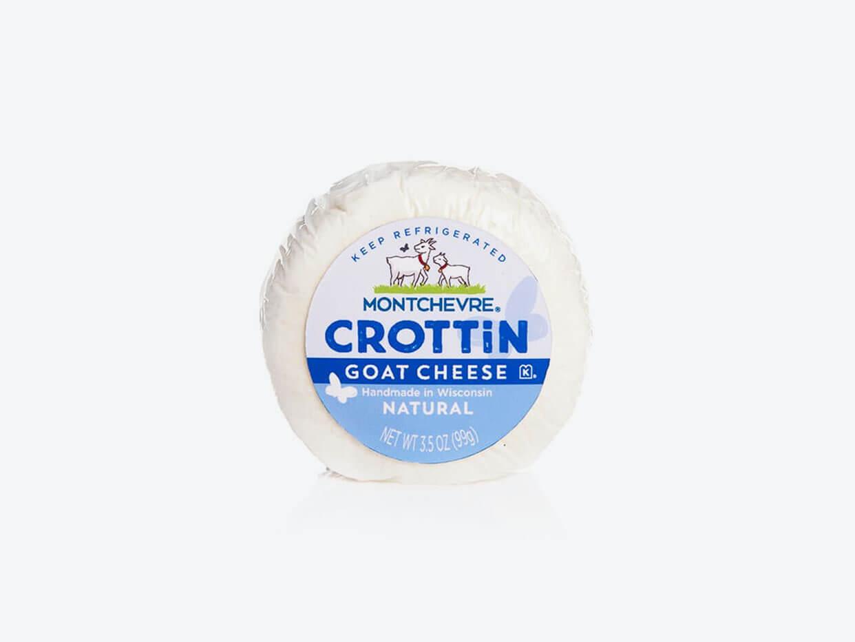Montchevre Crottin, Plain
