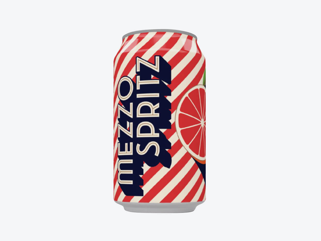 Image result for Virtue Cider's Mezzo Spritz