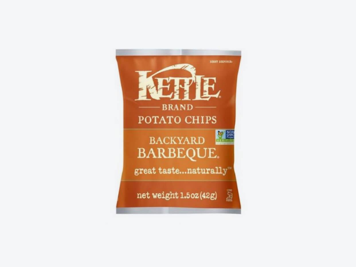 Kettle Chips - Snack Size - Backyard BBQ