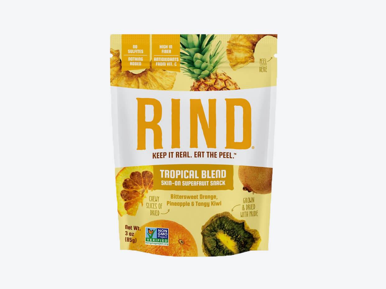 RIND Snacks - Tropical Blend