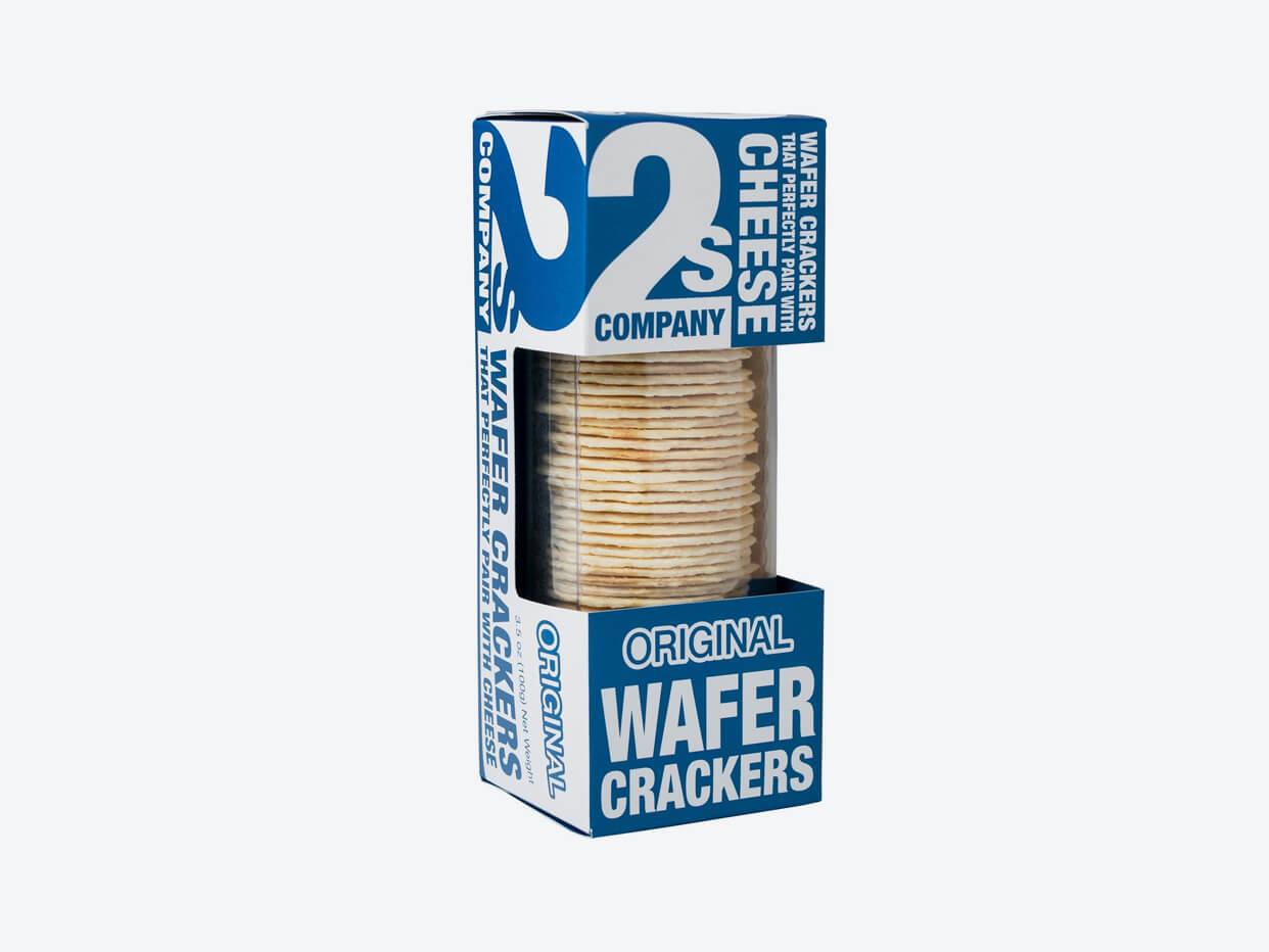 2s Company Original Wafer Crackers