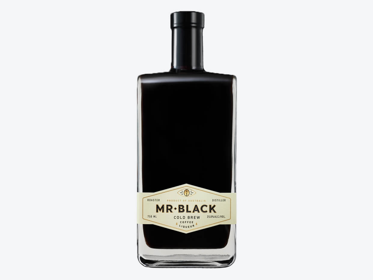 Mr. Black Cold Brew Liquor