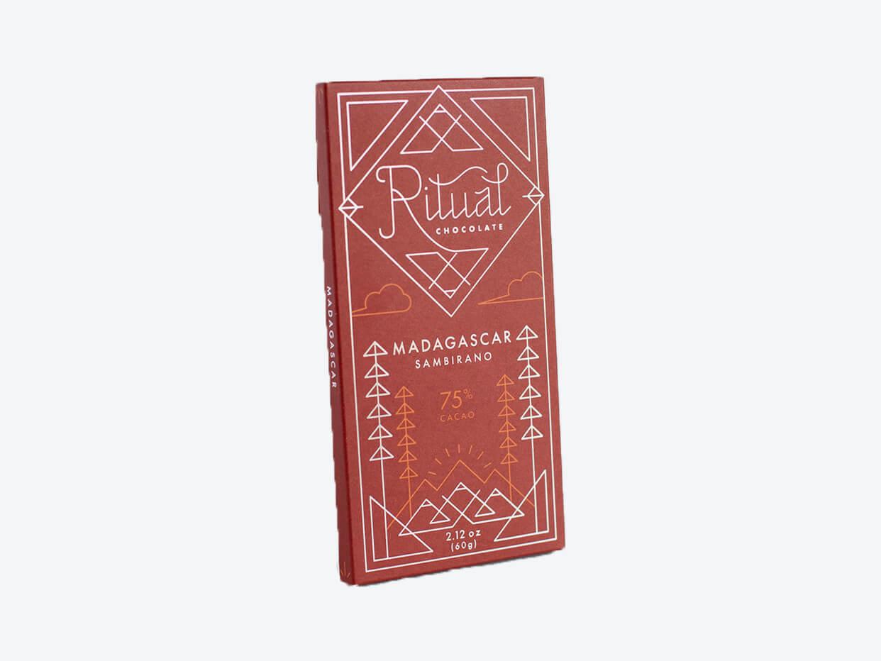 Ritual Madagascar 75% Chocolate