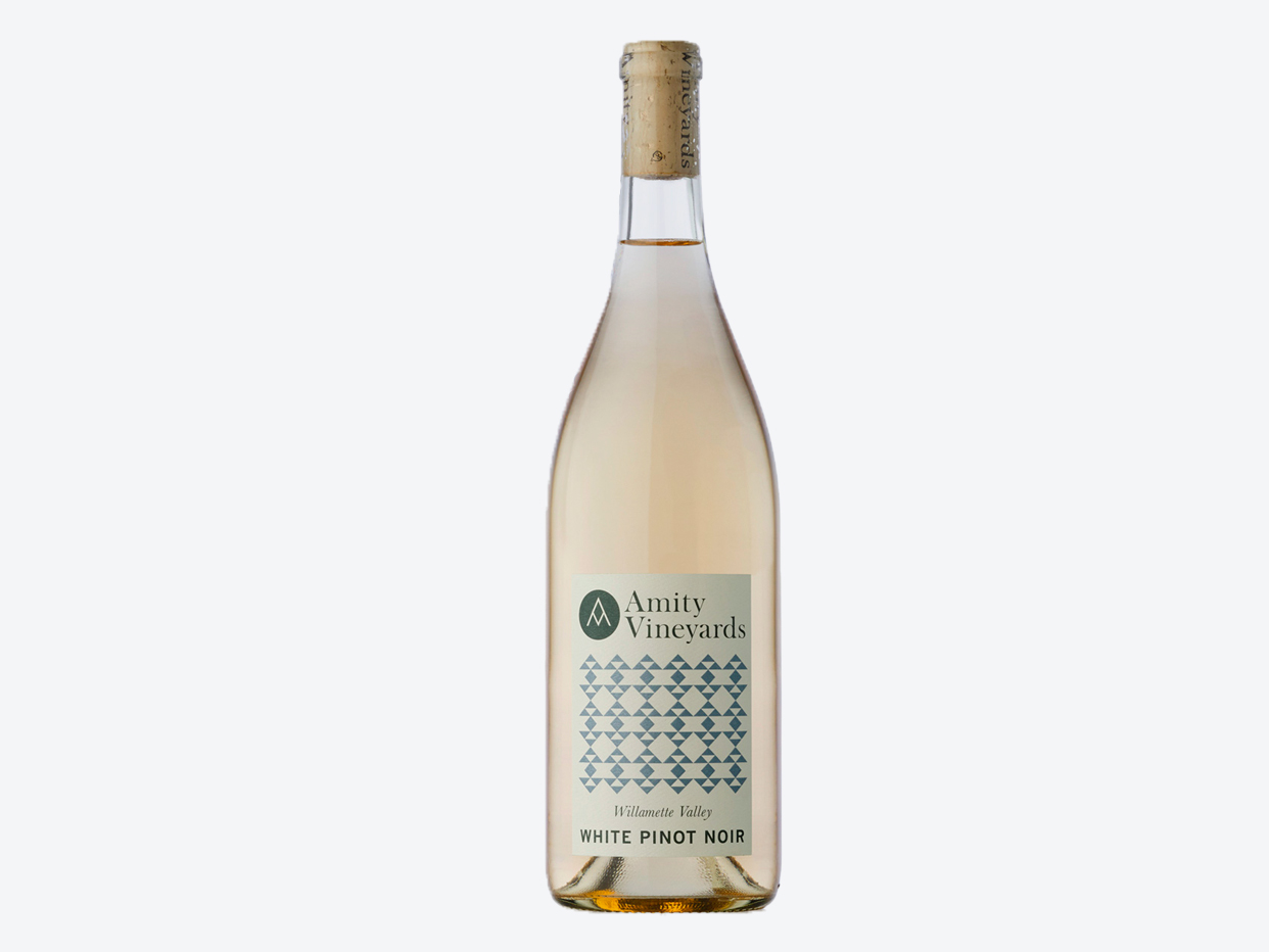 Amity Vineyards White Pinot Noir