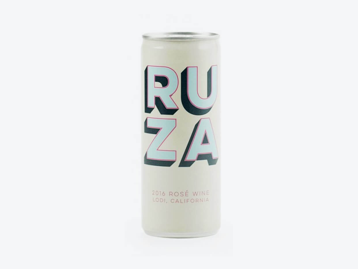 Single Can - Ruza - Rosé
