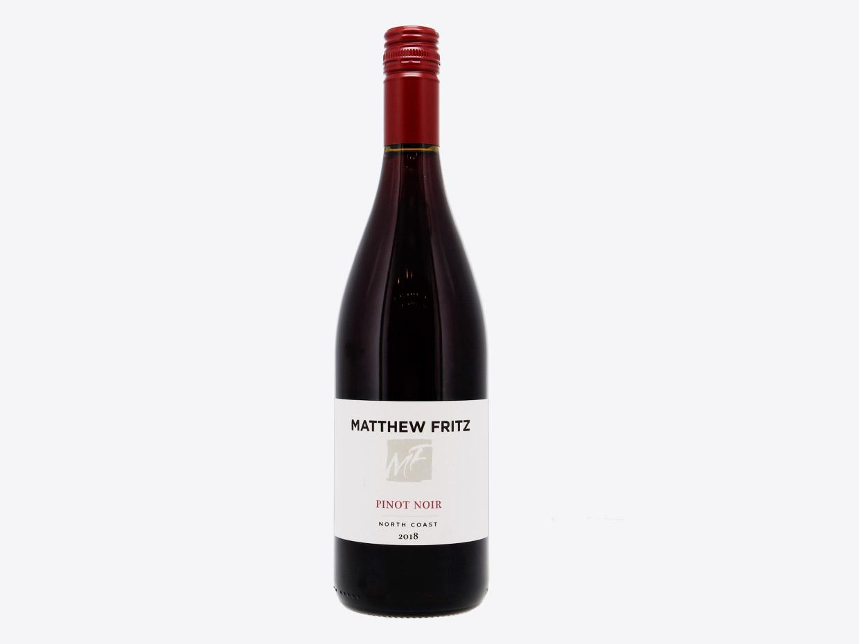Matthew Fritz, Pinot Noir