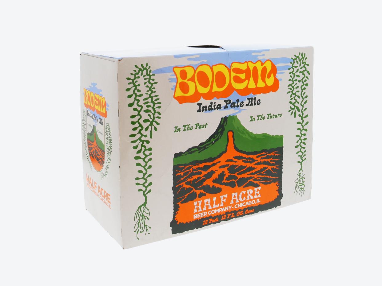 Half Acre - Bodem 12-pack