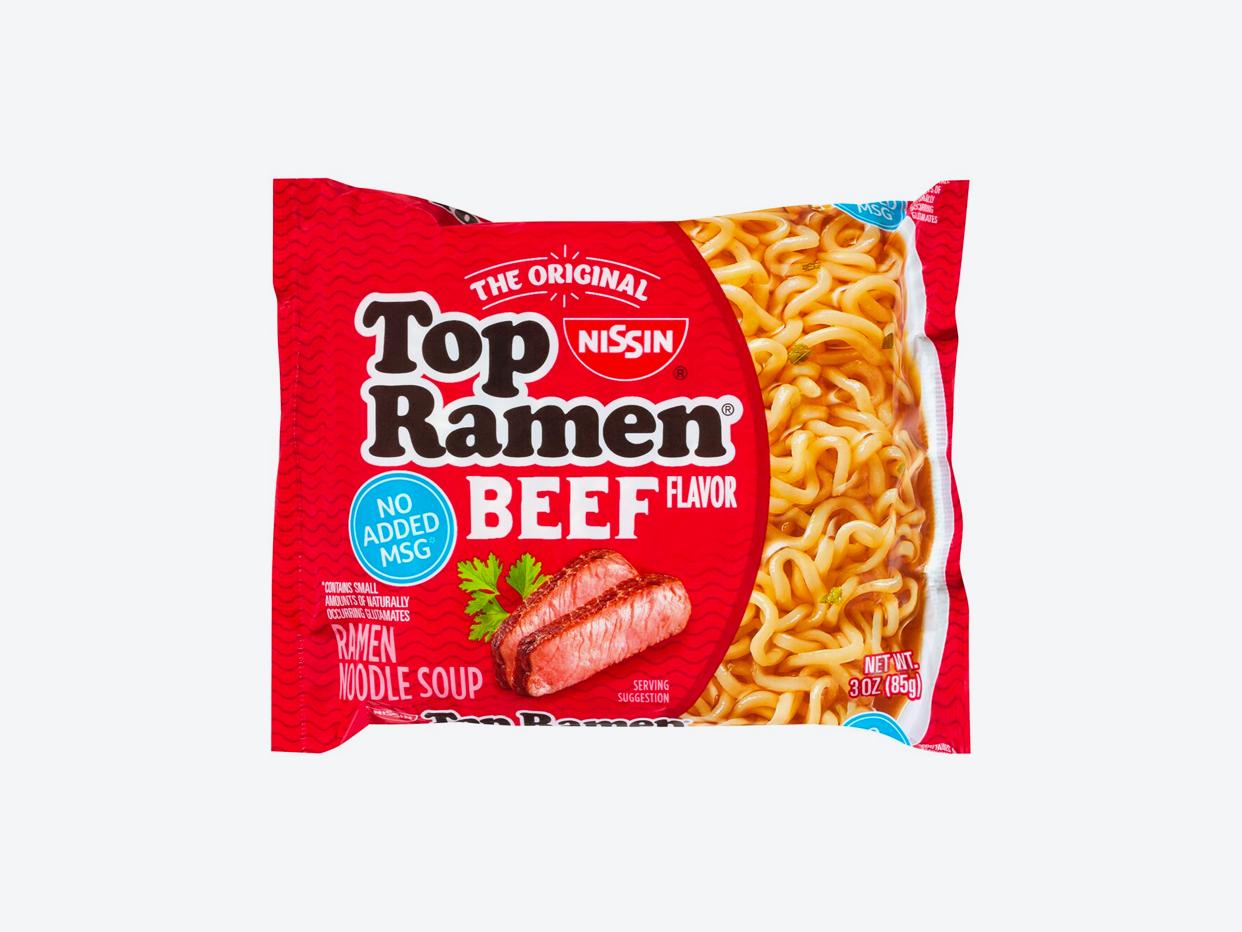Top Ramen - Beef