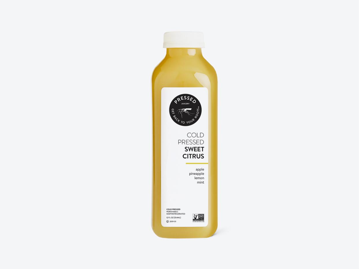 Pressed Juicery - Sweet Citrus