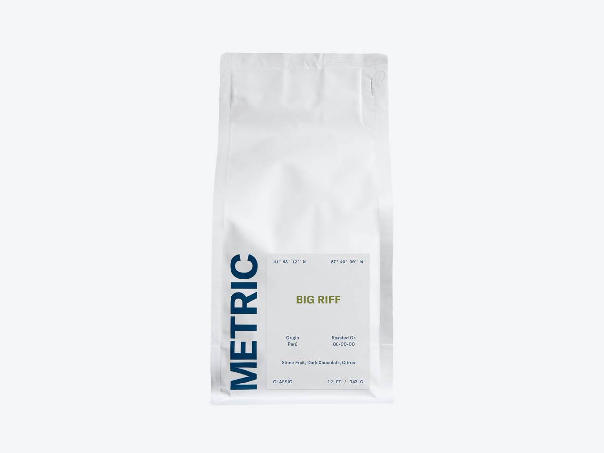 Metric Coffee - Big Riff