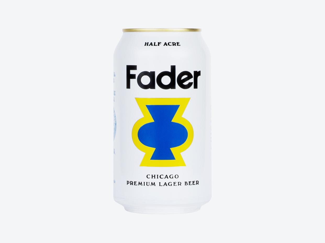 Half Acre Fader Pilsner