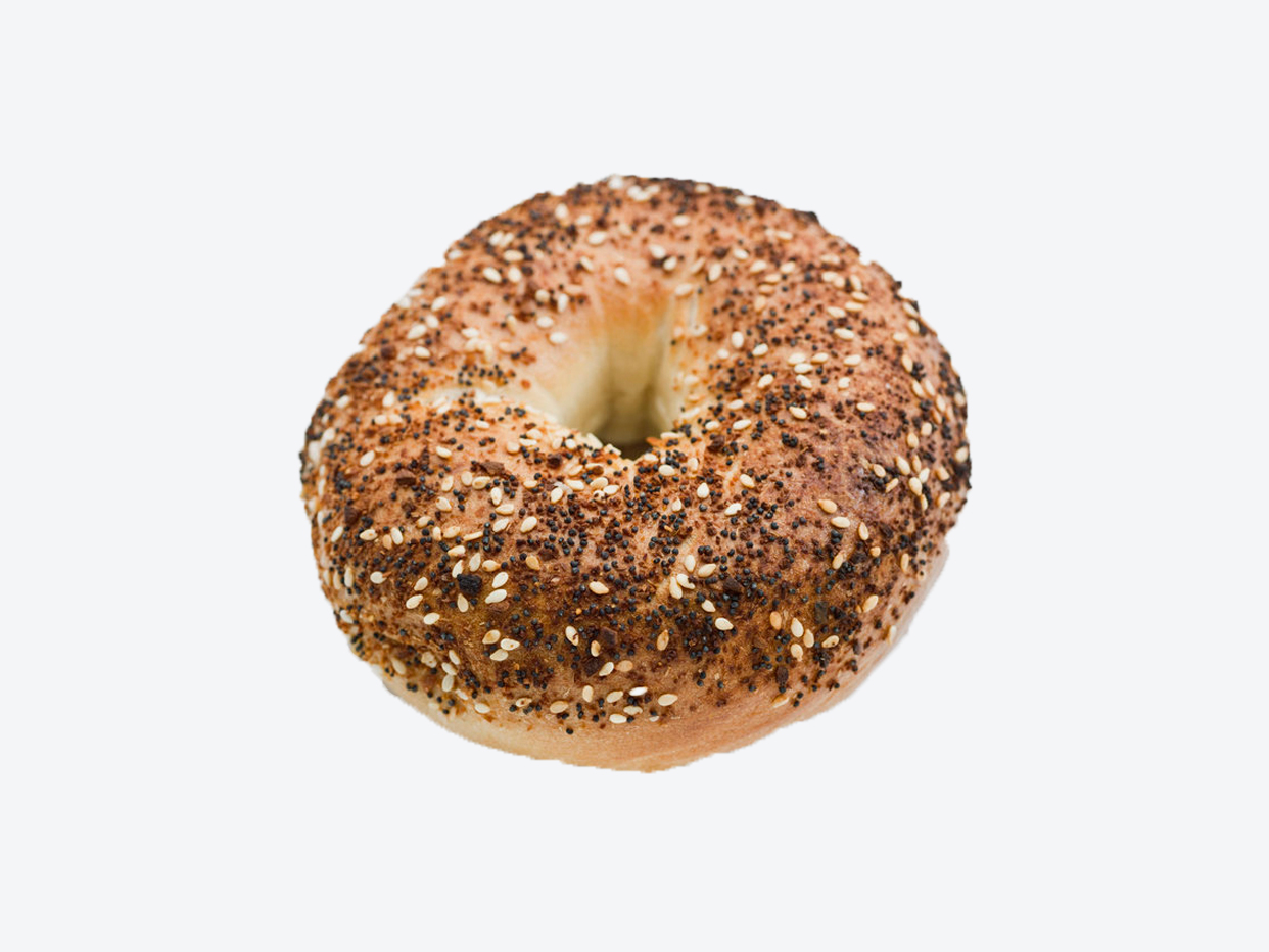 Once Upon a Bagel - Everything Bagel