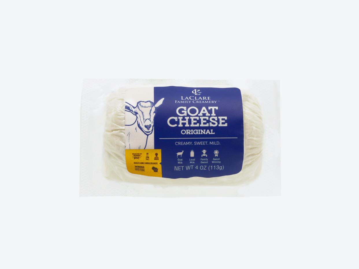 LaClare - Fresh Goat Cheese Plain 4 oz