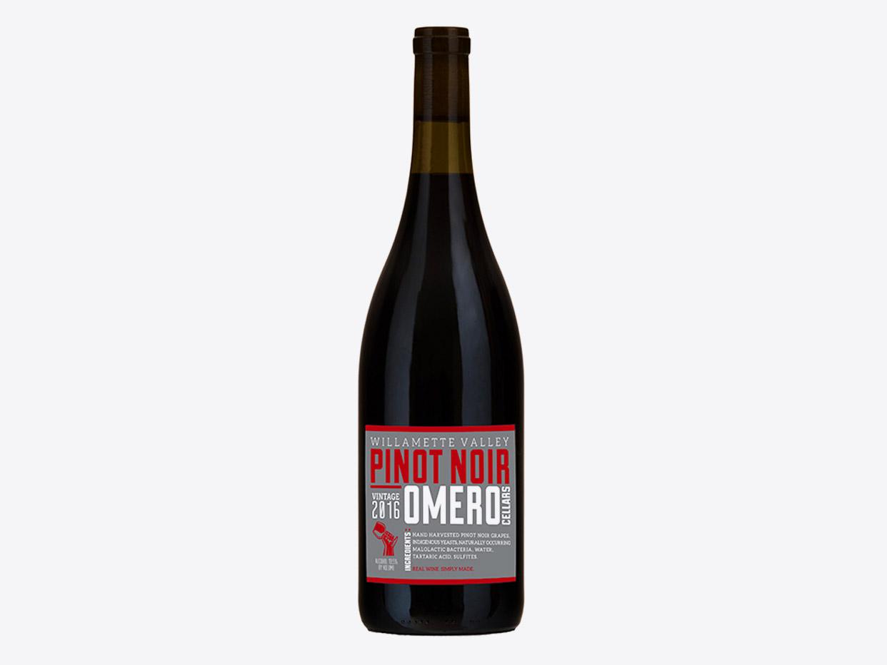 Omero Willamette Pinot Noir