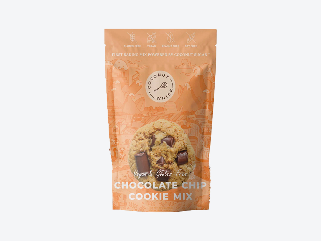 Coconut Whisk - Chocolate Chip Cookie Mix