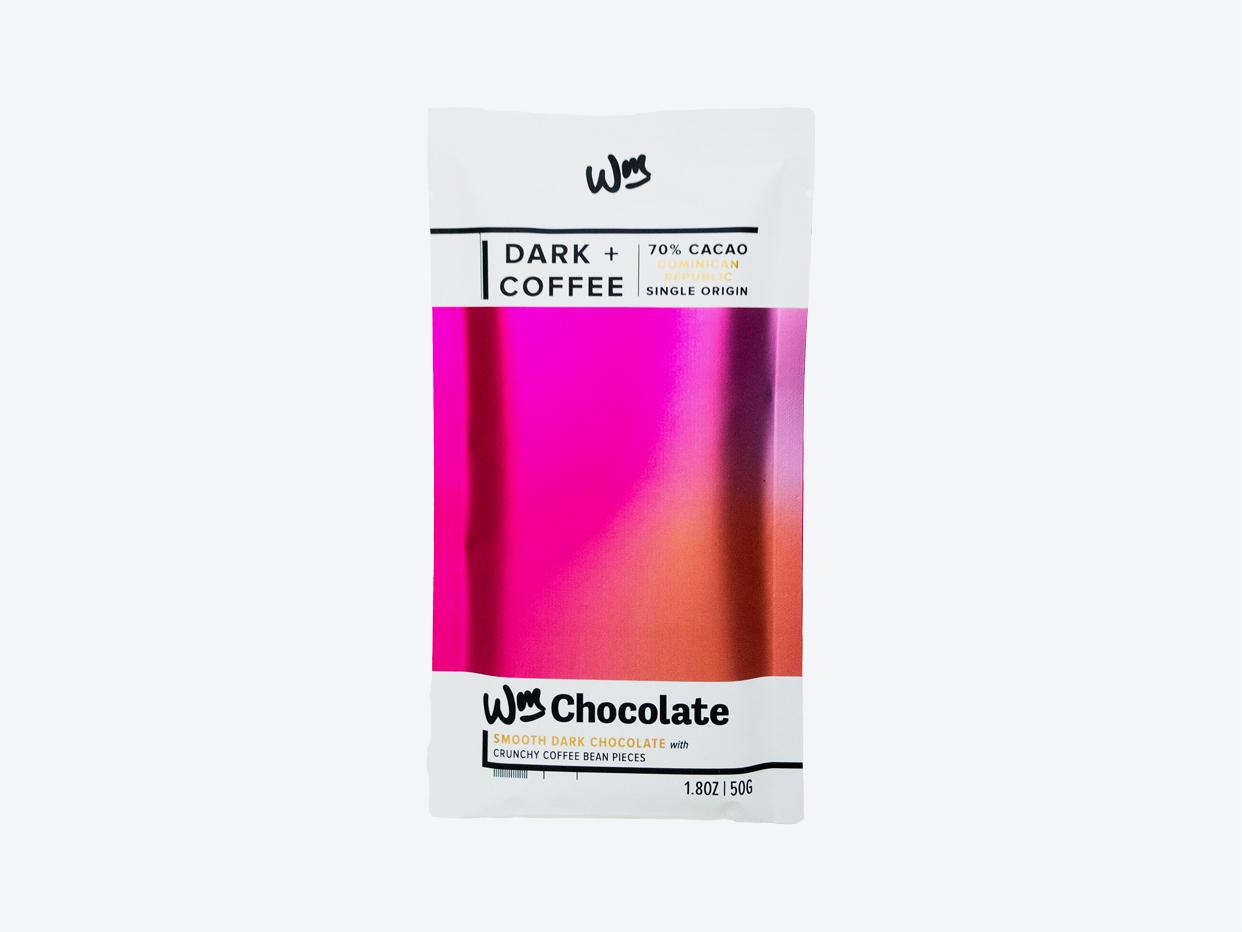 WM Chocolate - Dark + Coffee