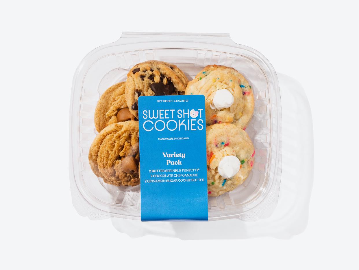 Sweet Shot Cookies - Variety Pack