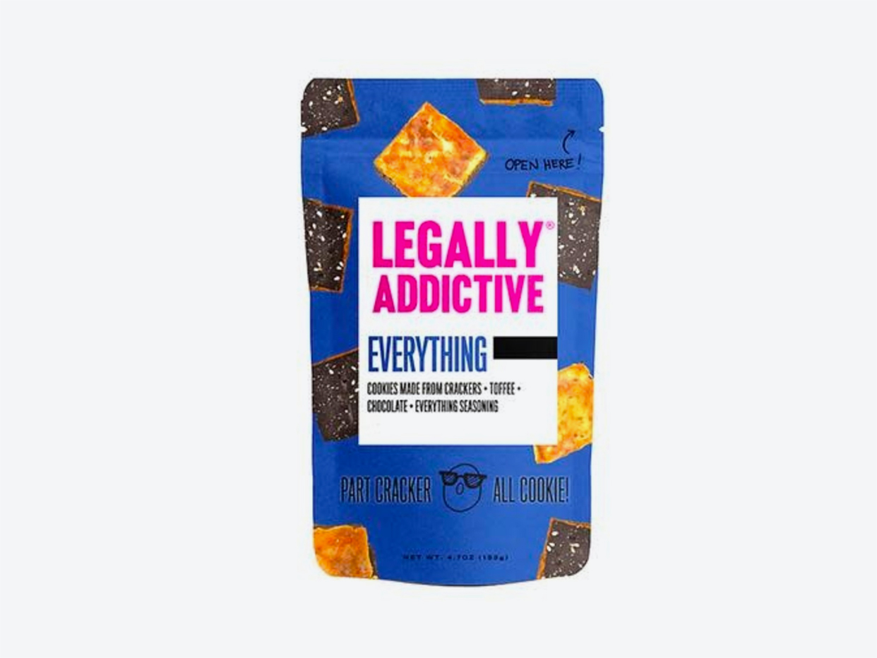 Legally Addictive Cracker Cookies - Everything