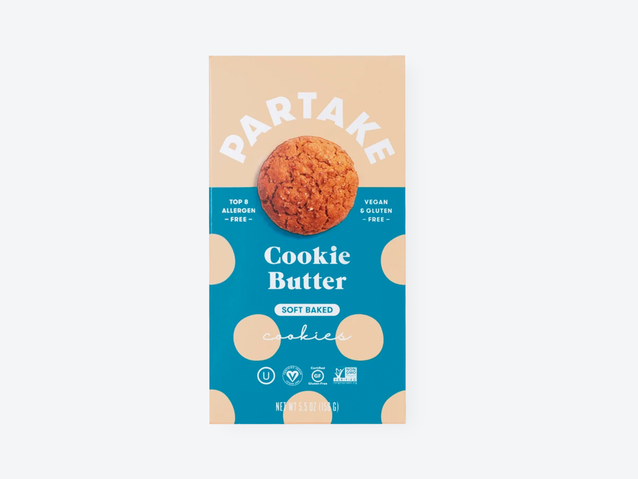Partake Cookies - Cookie Butter