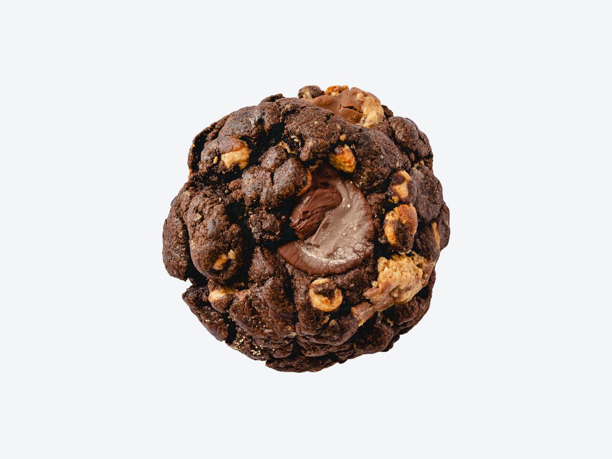 Big Fat Cookie Peanut Butter Overload