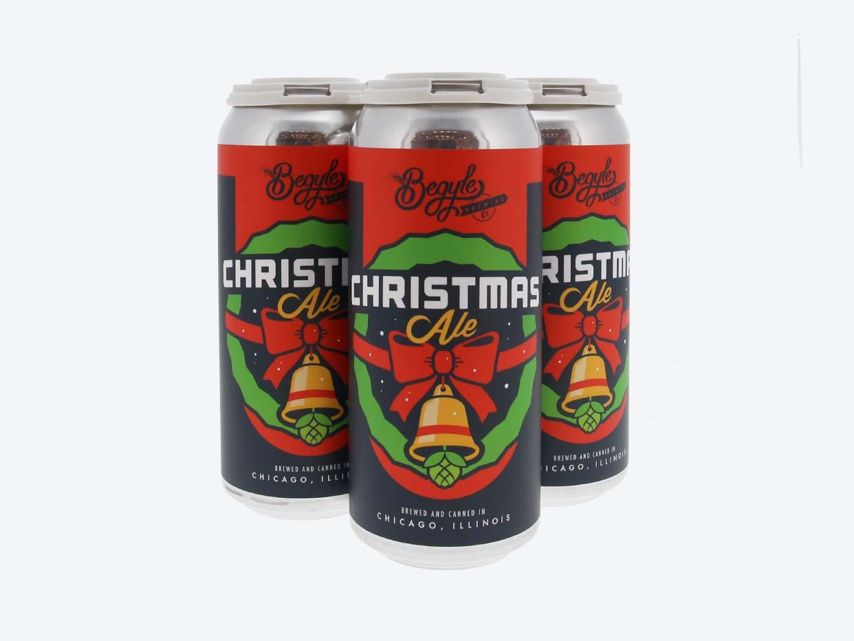 Begyle - Christmas Ale 4pk
