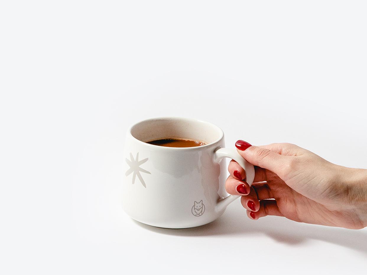 Foxtrot Café Collection Mug