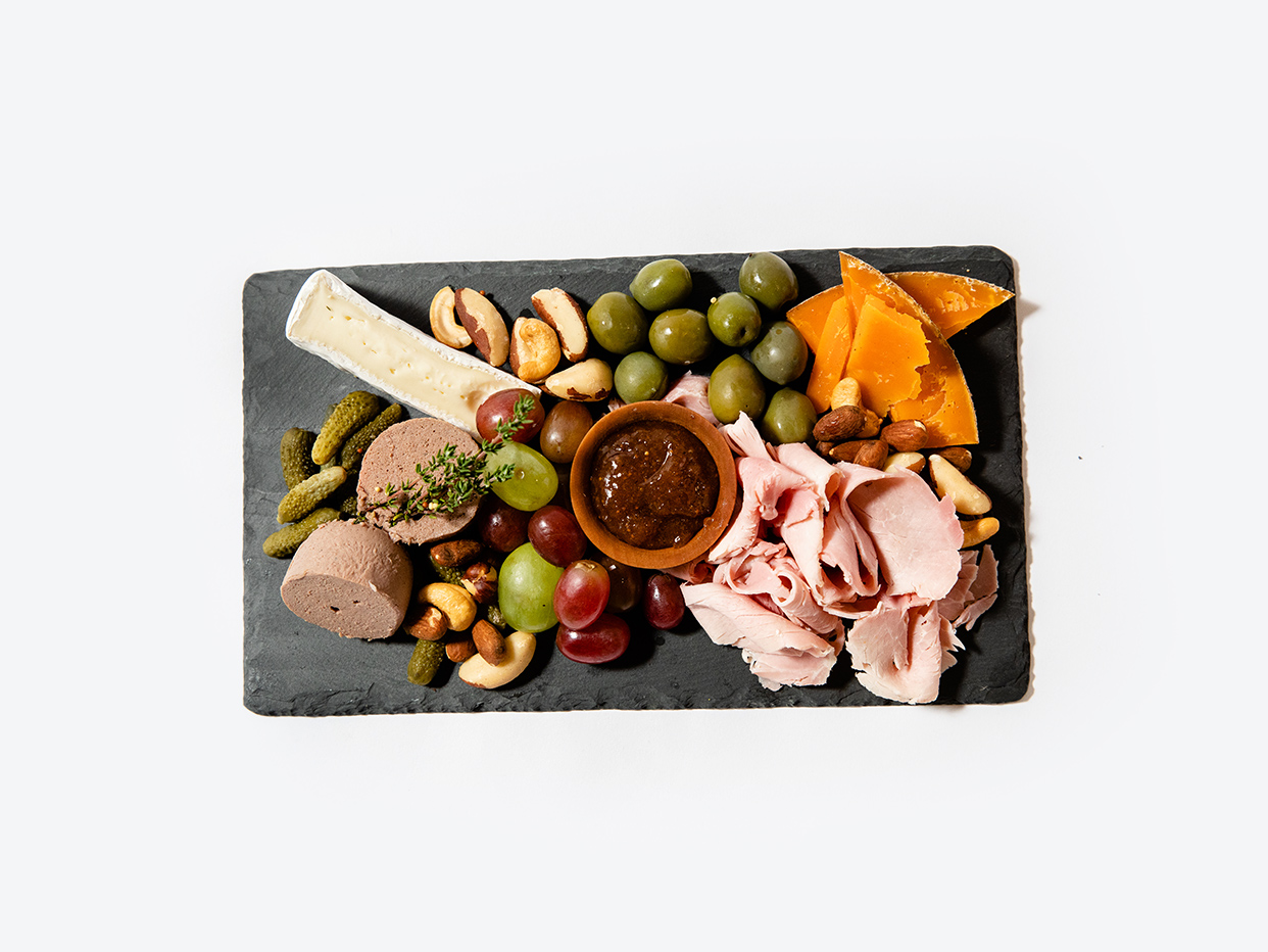 The French Charcuterie Board