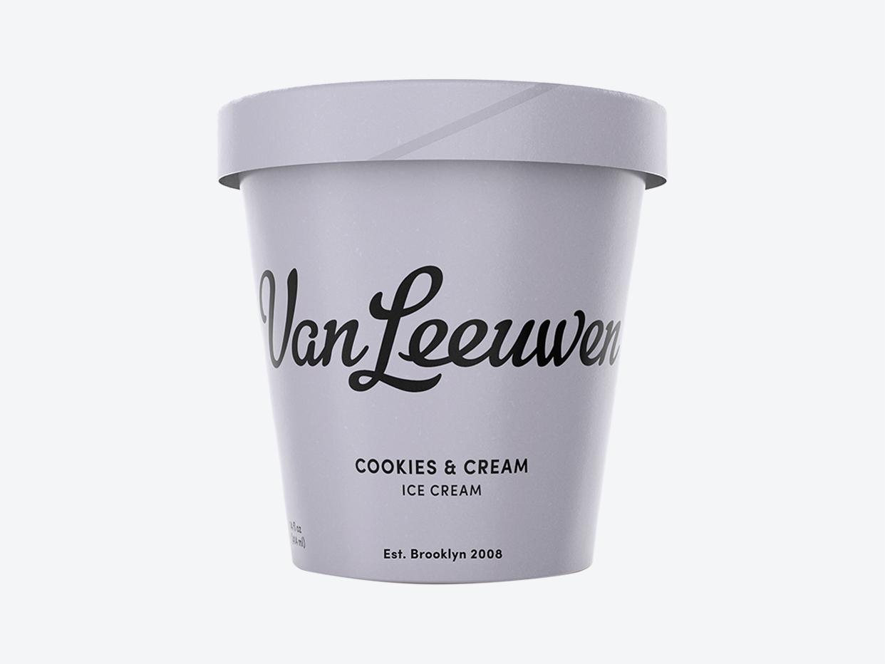 Van Leeuwen Artisan Ice Cream - Cookies & Cream