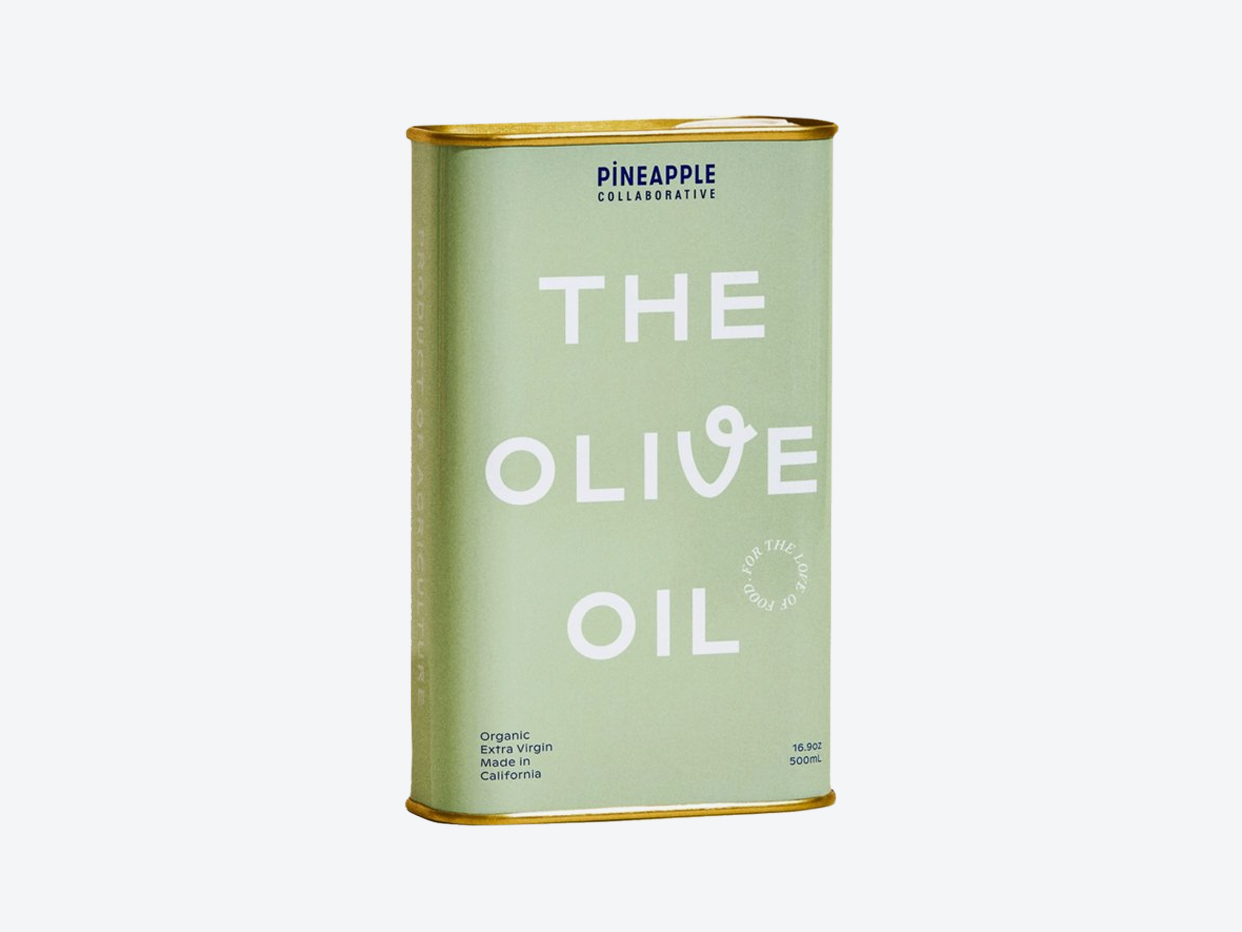 Pineapple Collaborative - The Olive Oil