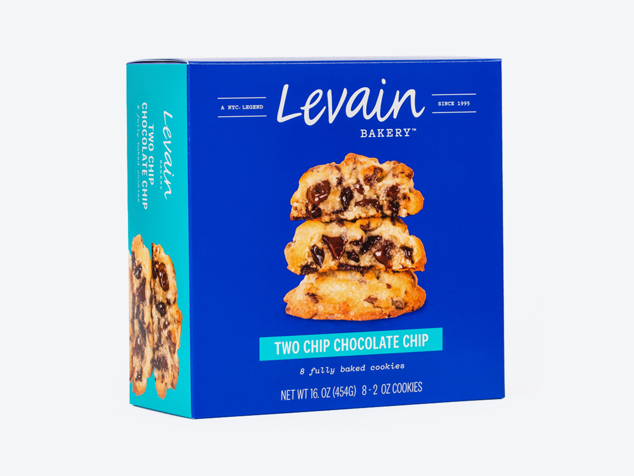 Levain Bakery - Two Chip Chocolate Chip Cookies