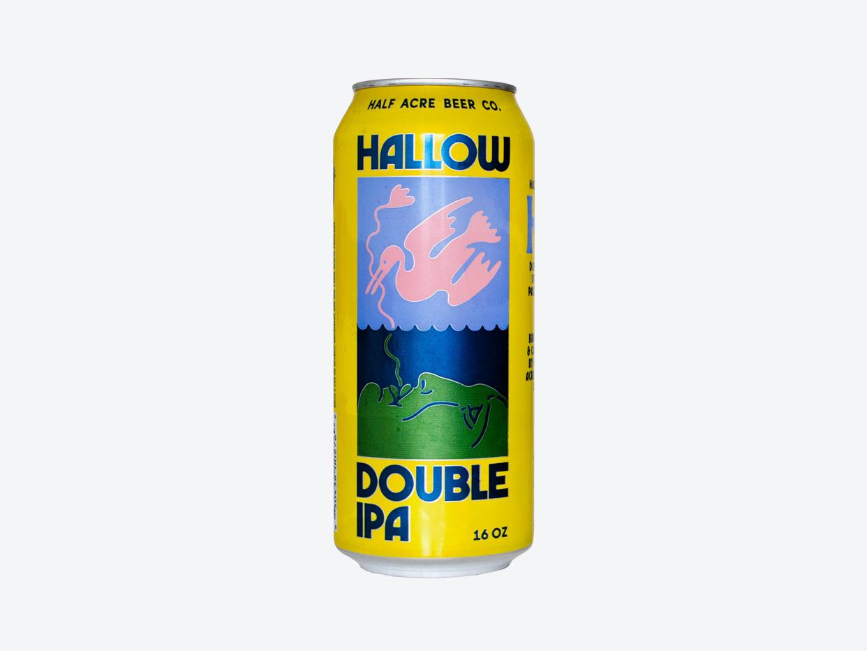Half Acre - Hallow DIPA - 4pk