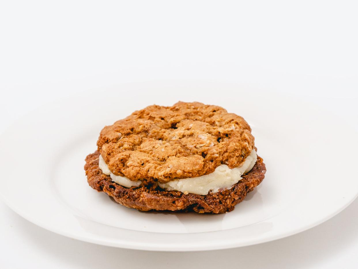 Foxtrot - Oatmeal Bourbon Creme Pie