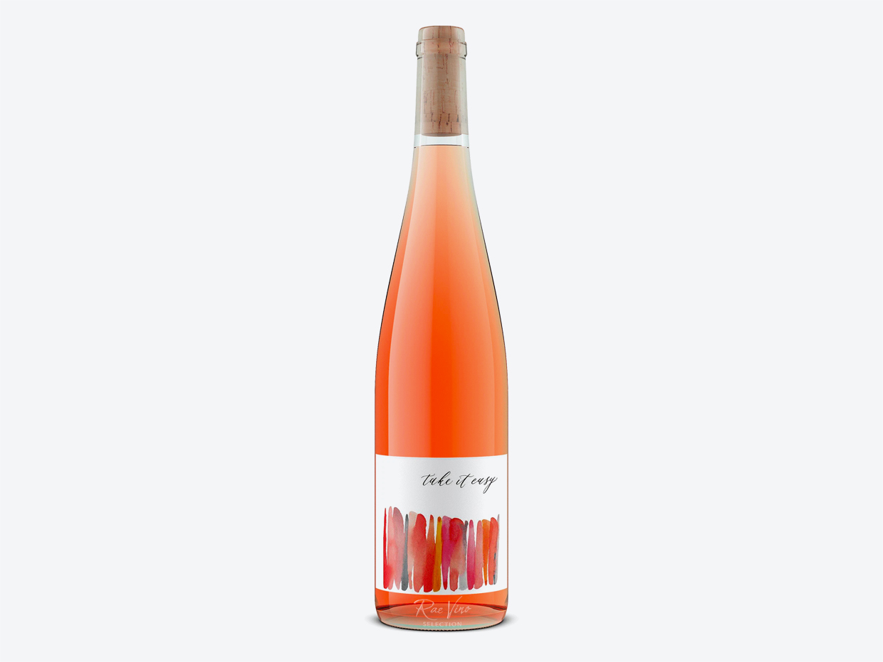 Old Westminster Take It Easy Piquette Rosé