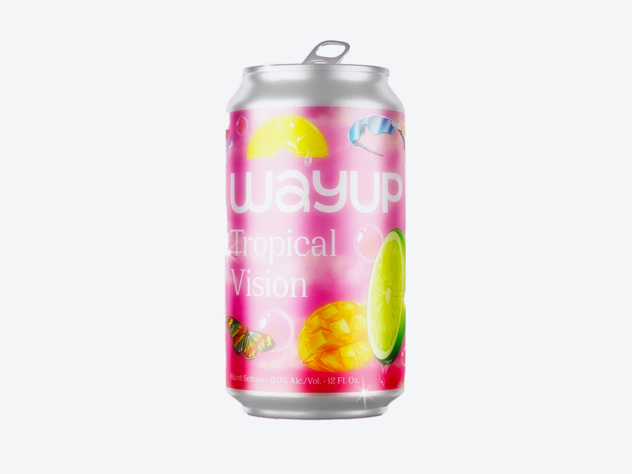 Hopewell Brewing - Wayup Tropical Vision Seltzer 6pk