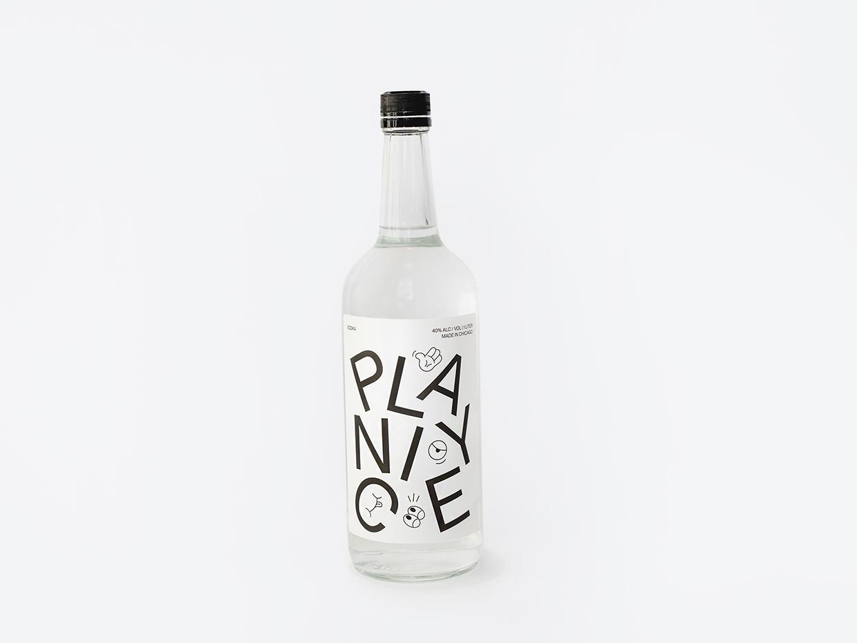Play Nice Vodka