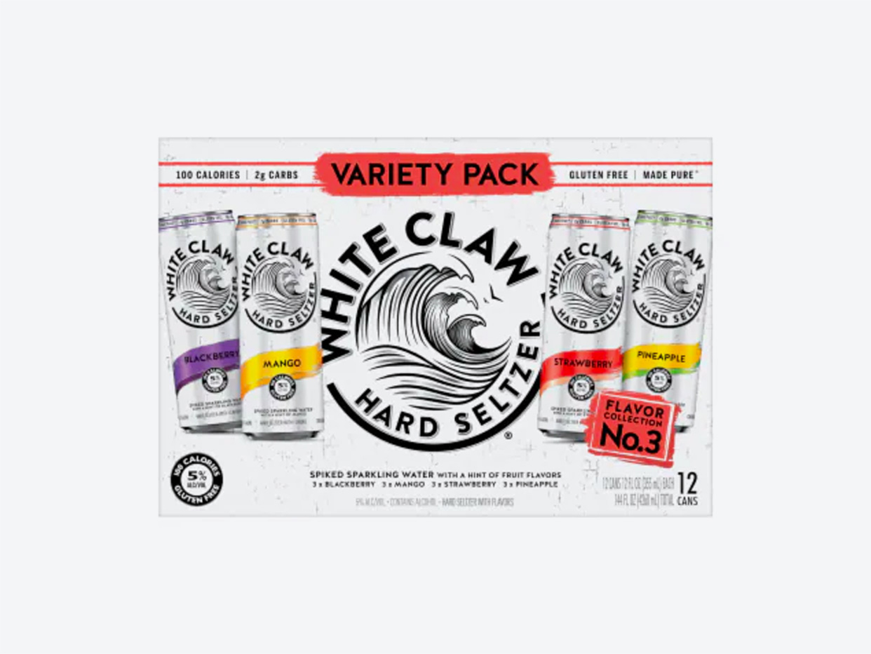 White Claw #3 Variety Pack